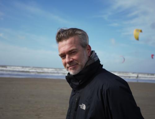 Rubriek LeegHoofd: 'Op het strand gaat het loslaten en relativeren vanzelf'